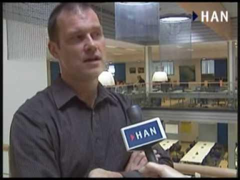 Frans Nauta HAN lector in Coolpolitics debat