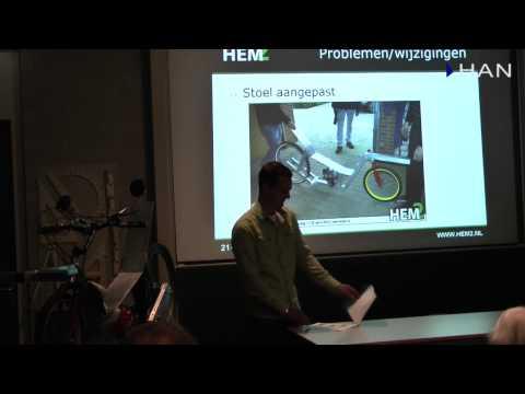Videoblog: HAN ecomarathon 2010 presentatie HEM 2