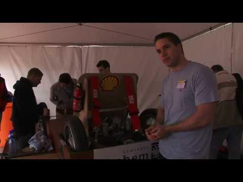 Videoblog: HAN Hydromotive bij VPROBacklight