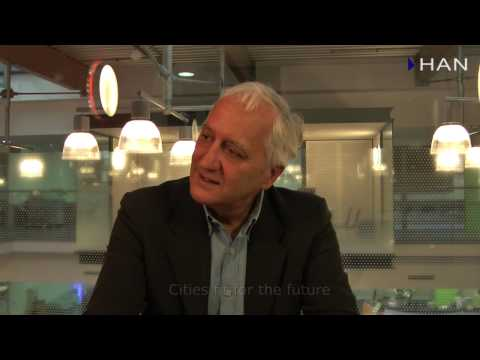 Videoblog: Interview with Charles Landry about Creative Cities