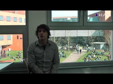 Videoblog: Interview met Henk Hoogenkamp, Master in Molecular Life Sciences van de Hogeschool van Arnhem en Nijmegen