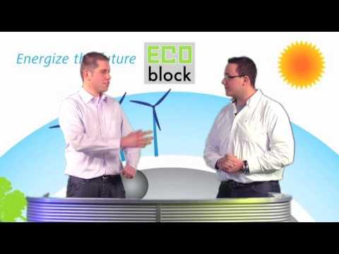 GasTerra Transitie Jaarprijs 2010 nominatie: EcoBlock van HAN studenten