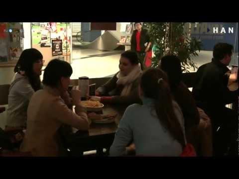 Videoblog: Mentor Monday at HAN Arnhem Business School