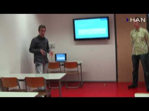 Videoblog: Afsluiting Projectweek HAN Engineering Multidisciplinair
