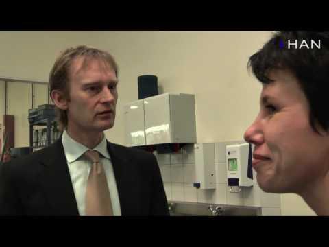Videoblog: Indian press members visited HAN University of Applied Science in Arnhem (3)