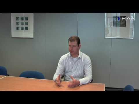 Videoblog: Ramon Speets over Master in Control Systems Engineering van de HAN