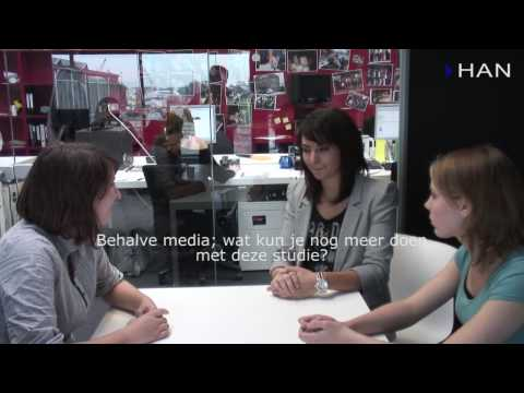 Videoblog: stage HAN Studente digitale communicatie bij MTV Networks