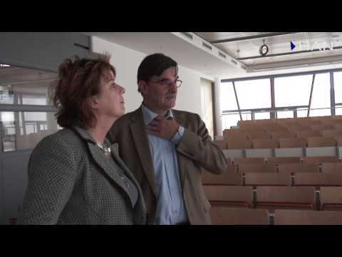 Videoblog: duurzame nieuwbouw van HAN Engineering