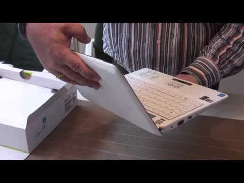 Videoblog: Uitpaksessie Asus 1101HA
