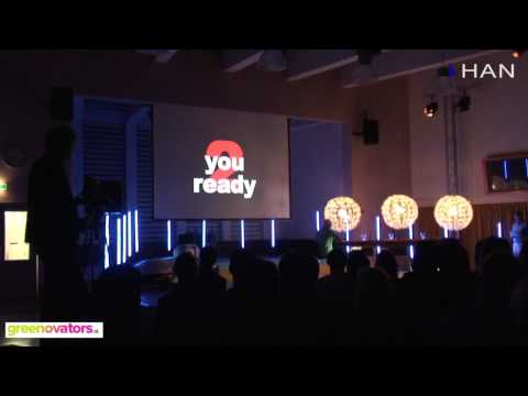 Videoblog: impressie Greenovatortour minister Cramer bij de HAN