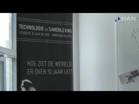 Videoblog: deel 4 nieuwbouw HAN Engineering: lokatie gezondheidszorgtechnologie en technologie en samenleving