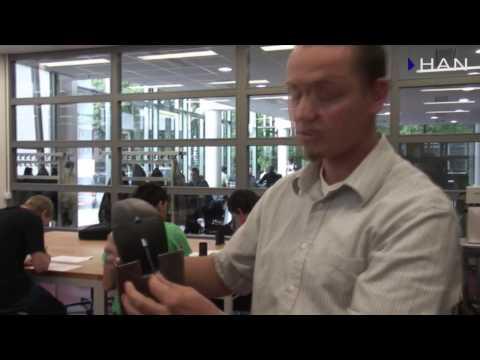 Videoblog: deel 2 nieuwbouw HAN Engineering: lab industrieel product ontwerpen