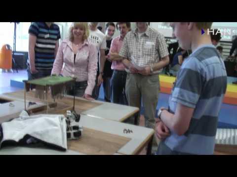Videoblog: High Tech Challenge 2009