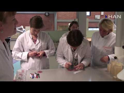 Videoblog: HAN BioCentre cursus GMP voor bloedbanken deel 1