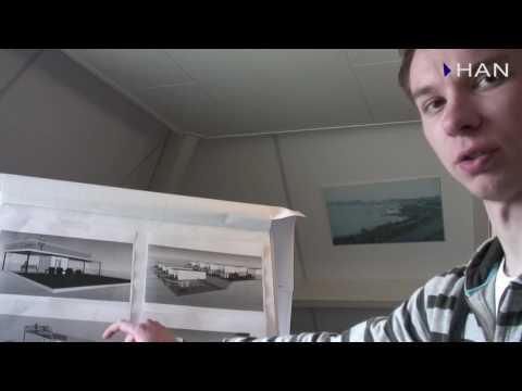 Videoblog: Koos en Matthijs ontwerpen chalets (3)