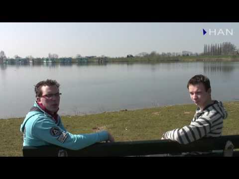 Videoblog: Matthijs en Koos ontwerpen chalets (1)