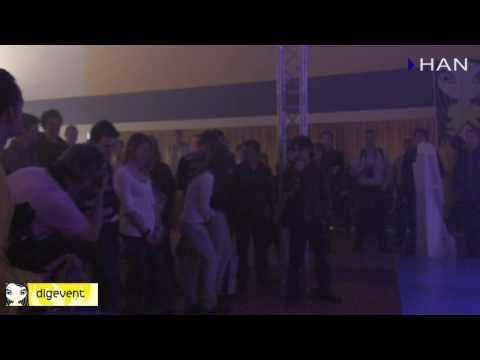 Videoblog: Dig-e-vent 2009