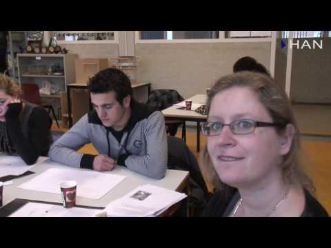 Videoblog: open les Industrieel Product Ontwerpen