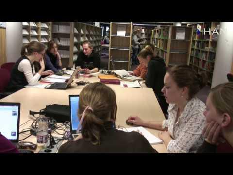 Videoblog: sfeerimpressie Studiecentra HAN