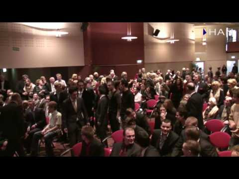 Videoblog: diploma-uitreiking HTS Autotechniek