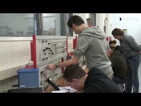 Videoblog: project studenten HAN Elektrotechniek