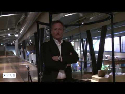 Videoblog: Directeur Watermuseum over HAN IMC studenten