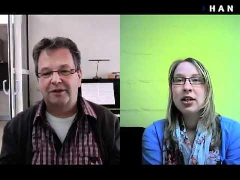 Skype video – Stage in Canada: Inge de Bruin HAN HRM studente