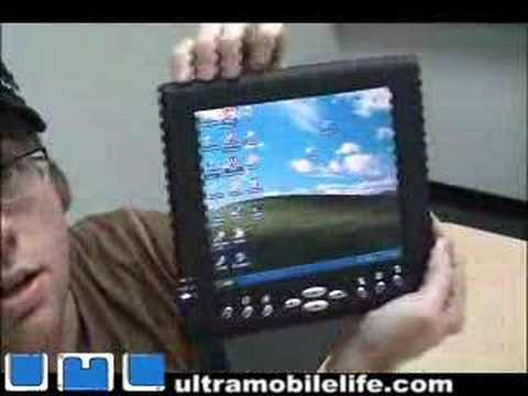 EasyBook tablet pc of PaceBlade on ultramobilelife.com