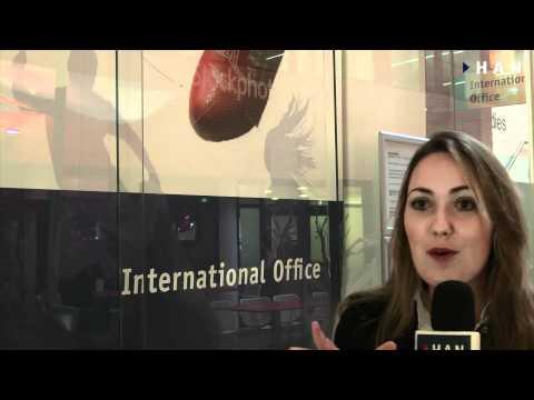 Videoblog: Veronique Pardoel studente IBL deed minor in het buitenland