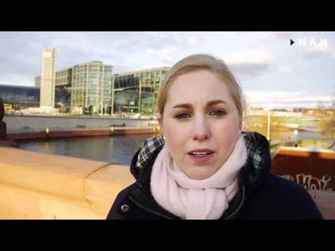 Videoblog: Logistics Management Arnhem Business School: Lesly Hopf from Germany
