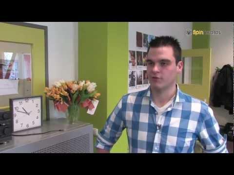 Videoblog: Voorronde SpinAward Jong Talent 2012 bij de HAN
