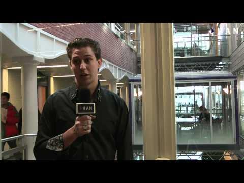 Videoblog: Geerten Bron 2e jaars student HAN Fiscaal Recht en Economie