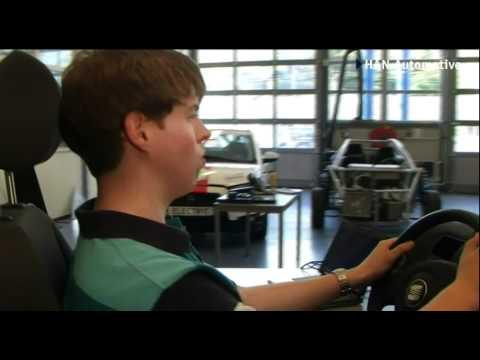 Videoblog: Remtest simulator bij HAN Automotive