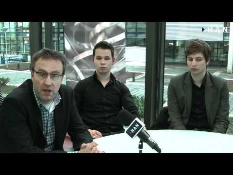 Videoblog: 26 januari 2012 HAN Lean Event Proces verbeteren: tijd maken!