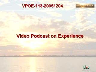 VPOE-113-20051204: Aankomst in Parijs voor Les Blogs 2.0