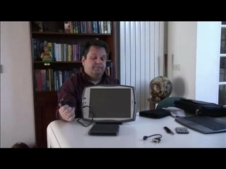 Videoblog: Demo PaceBook tablet pc of PaceBlade
