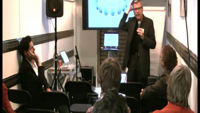 Videoblog: presentatie Roy van Dalm op HBO congres over Professionele Ruimte