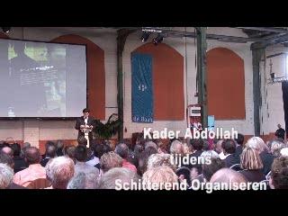 Schitterend Organiseren: de schrijver Kader Abdollah
