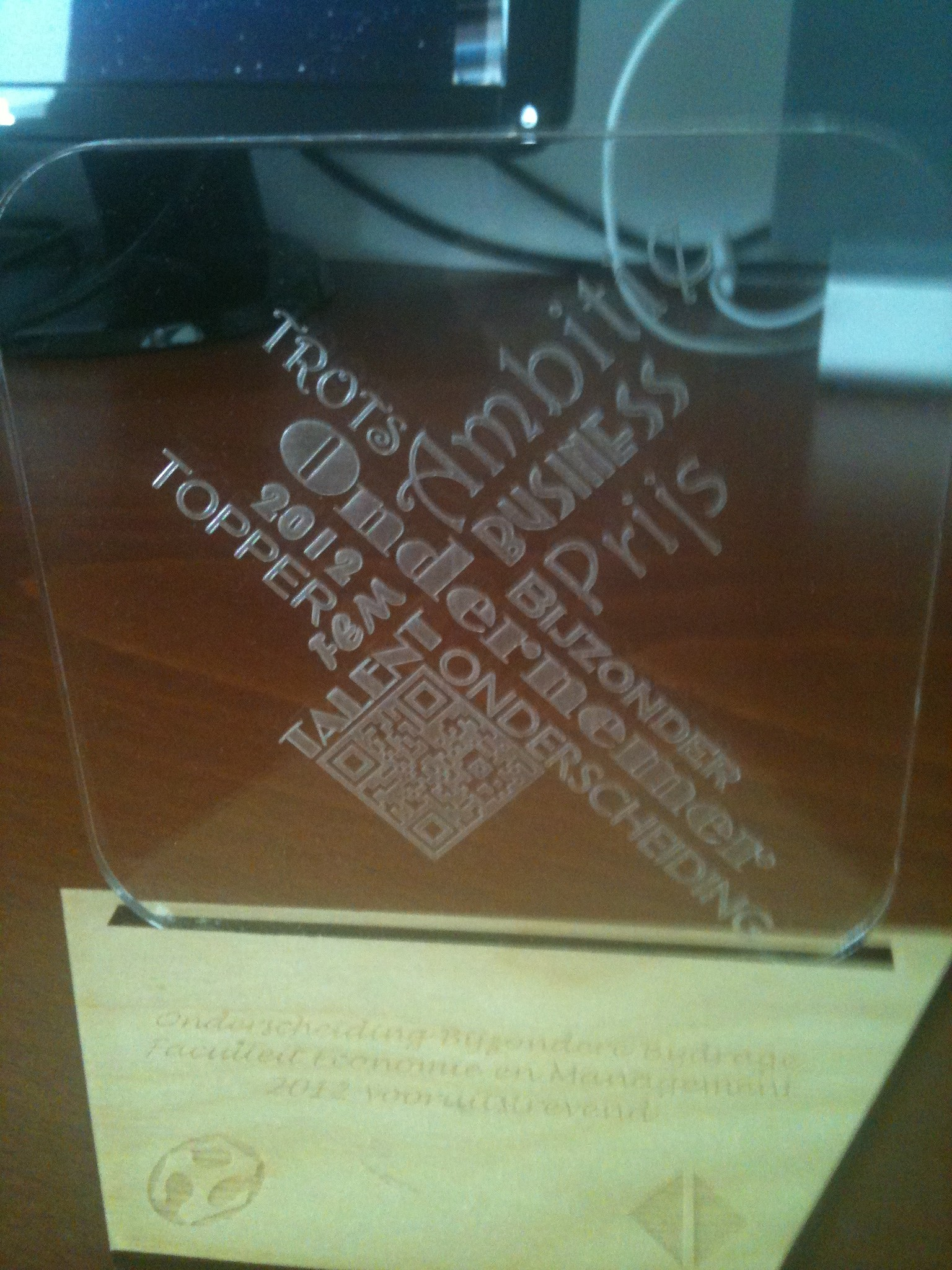 HAN FEM Talent & Toppers Award: toch even laten zien