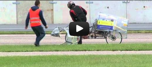 TV Gelderland filmde bij HAN Ecomarathon