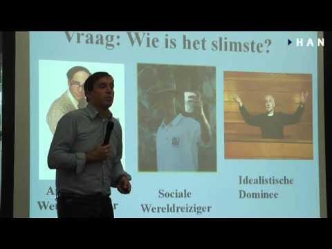 Videoblogs: Marnix ten Kortenaar, oud topschaatser nu duurzaam ondernemer