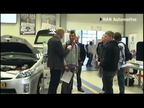 Videoblog: HAN Autotechniek bedrijvendag 2012