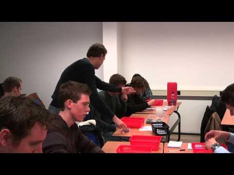 Videoblog: Lean Simulatie HAN Bedrijfseconomie