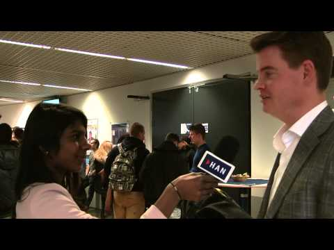 Videoblog: SMA Sollicitatie event HAN Commerciële Economie