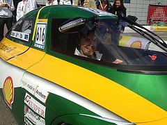 Fotoblog: Arval Inspire II HAN Automotive op Shell Eco-marathon