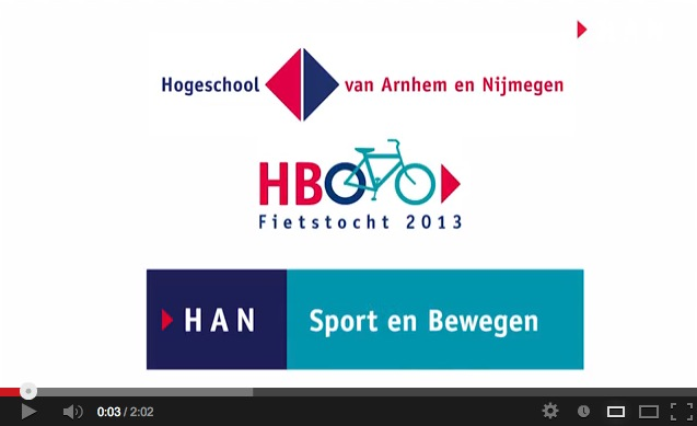 Video HBO-Fietstocht 2013