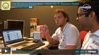 HAN Hydromotive in uitzending Eurosport SEM