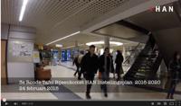 Videoblog: 3e Ronde Tafel Bijeenkomst HAN Instellingsplan 2016-2020