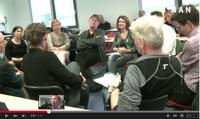 Videoblog: 4e Ronde Tafel Bijeenkomst HAN Instellingsplan 2016-2020