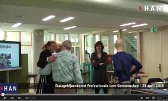 Videoblog: Etalagebijeenkomst Speelvelden van het PLG-en